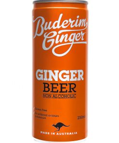 Buderim Ginger Ginger Beer Drink Can 250ml