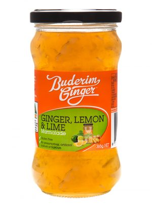 Buderim Ginger Lemon Lime Marmalade