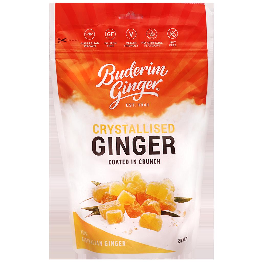 Buderim Ginger Naked Ginger 200g - Chemist Direct