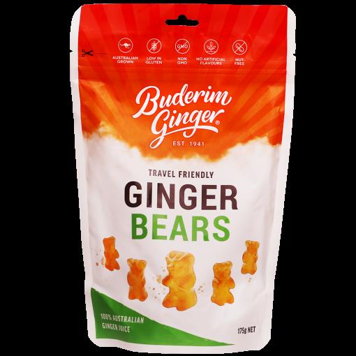 Ginger Bears