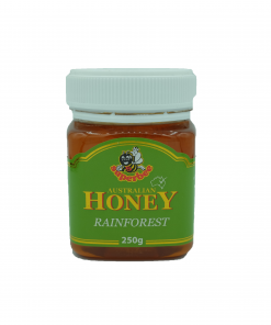 Product Rainforest Honey 250g01