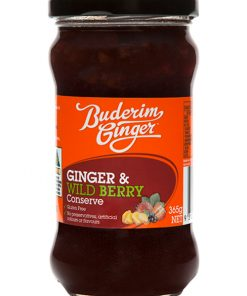 Buderim Ginger Wildberry Conserve