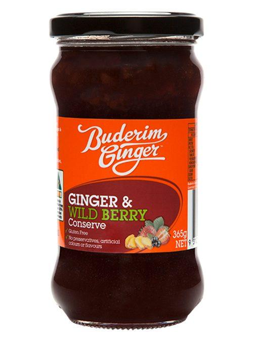 Buderim Ginger Wildberry Conserve