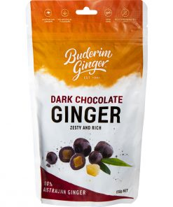 Product Dark Chocolate Ginger 150g