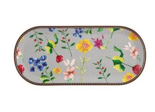 Oblong Platter 2