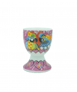 Love Hearts Egg Cup Araras01