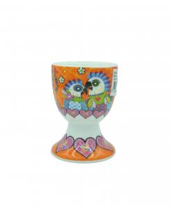 Love Hearts Egg Cup Fan Club01