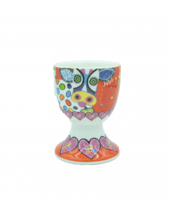 Love Hearts Egg Cup Happy Moo Day01