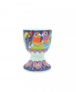 Love Hearts Egg Cup Love Birds01
