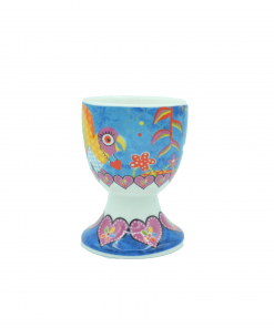 Love Hearts Egg Cup Rainbow Girls01