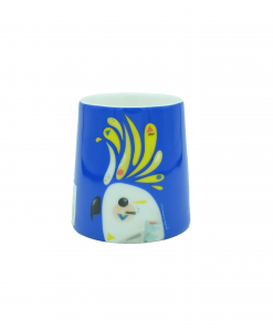 Pete Cromer Egg Cup Cockatoo01