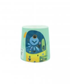 Pete Cromer Egg Cup Lorikeet01