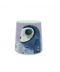 Pete Cromer Egg Cup Owl01