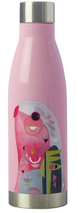 Product 500ml Stainless Steel Bottle Parrot01