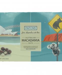 Product Australian Macadamia Nuts In Milk Chocolate01