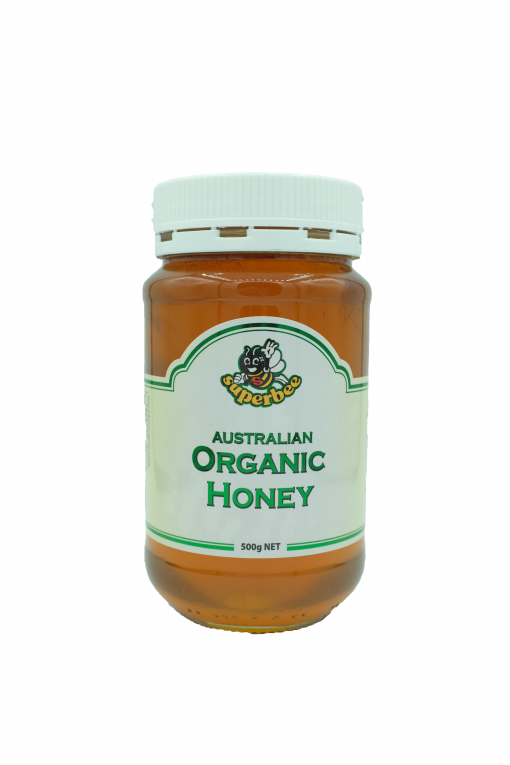 Product Australian Organic Honey01