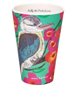 Product Bamboo Fibre Cup Kelly The Kookaburra01
