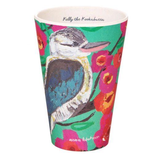 Product Bamboo Fibre Cup Kelly The Kookaburra01