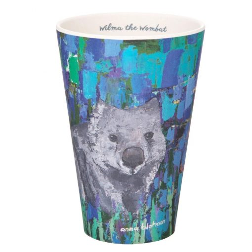 Product Bamboo Fibre Cup Wilma The Wombat01
