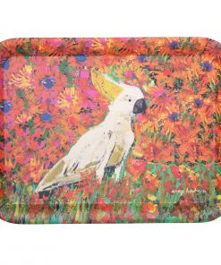 Product Bamboo Tray Kenny The Cockatoo01