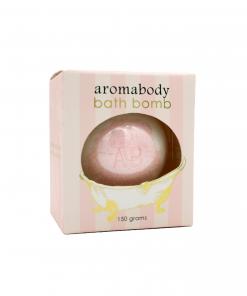 Product Bath Bomb Marshmallow Rose01