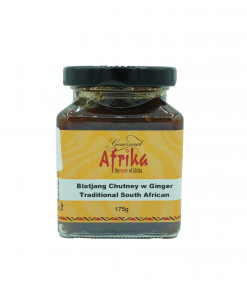 Product Blatjang Chutney With Ginger01