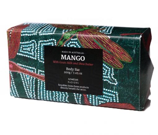 Product Body Bar Mango With Goats Milk Shea Butter01
