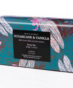 Product Body Bar Sugarcane Vanilla With Goats Milk Shea Butter01