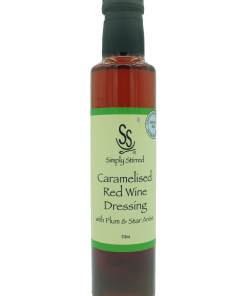 Product Caramelised Red Wine Dressing With Plum Star Anise01