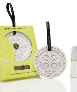 Product Fragrant Disc Lemongrass Ginger01