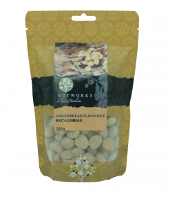 Product Gingerbread Flavoured Macadamias 240g01