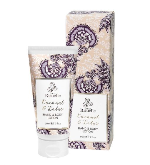 Product Hand Body Lotion Coconut Lotus01