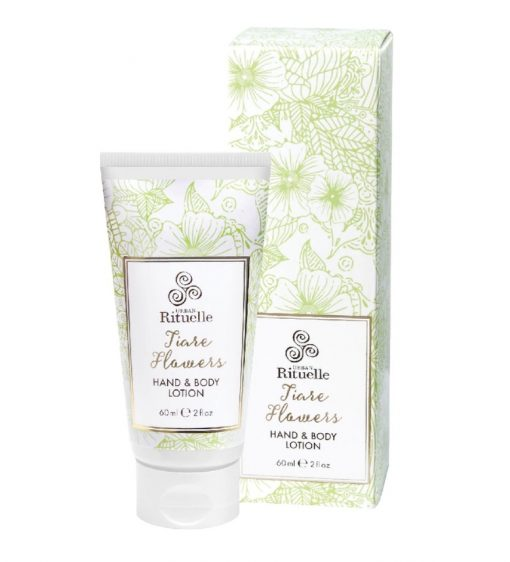 Product Hand Body Lotion Tiare Flowers01