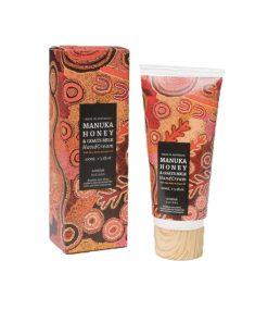 Product Hand Cream Manuka Honey Goats Milk01