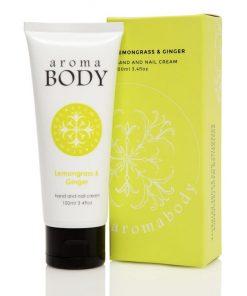 Product Hand Nail Cream Lemongrass Ginger01
