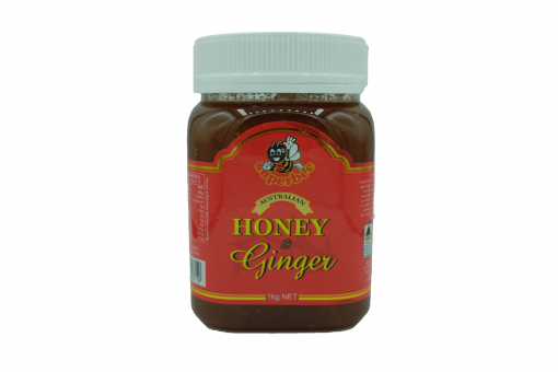 Product Honey Ginger 1kg01