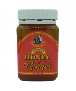 Product Honey Ginger 500g01