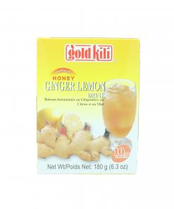Product Honey Ginger Lemon Drink01