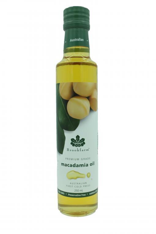 Product Macadamia Oil 250ml01