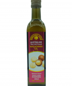 Product Macadamia Oil 500ml01