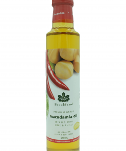 Product Macadamia Oil Infused With Lime Chilli01