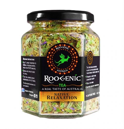 Product Native Relaxation Loose Leaf Tea01
