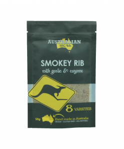 Product Smokey Rib With Garlic Cayenne01