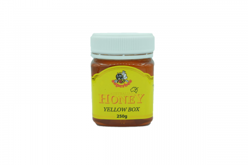Product Yellow Box Honey 250g01