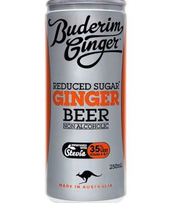 Buderim Ginger Reduced Sugar Ginger Beer