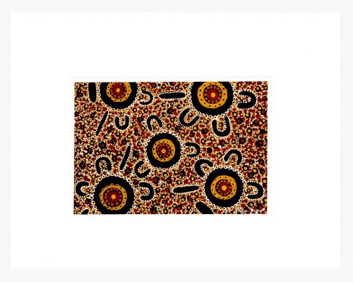 Product A4 Wallprint Bush Tucker01