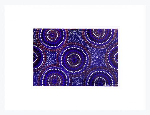 Product A4 Wallprint Desert Waterholes01