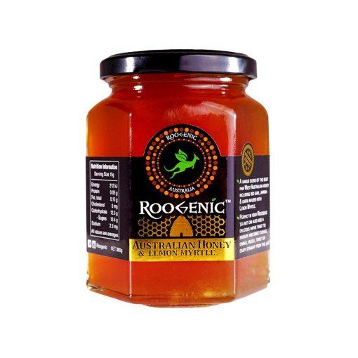 Product Australian Honey Lemon Mrytle01
