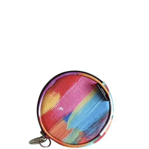 Product Coin Purse Round Full Moon Bush Yam01
