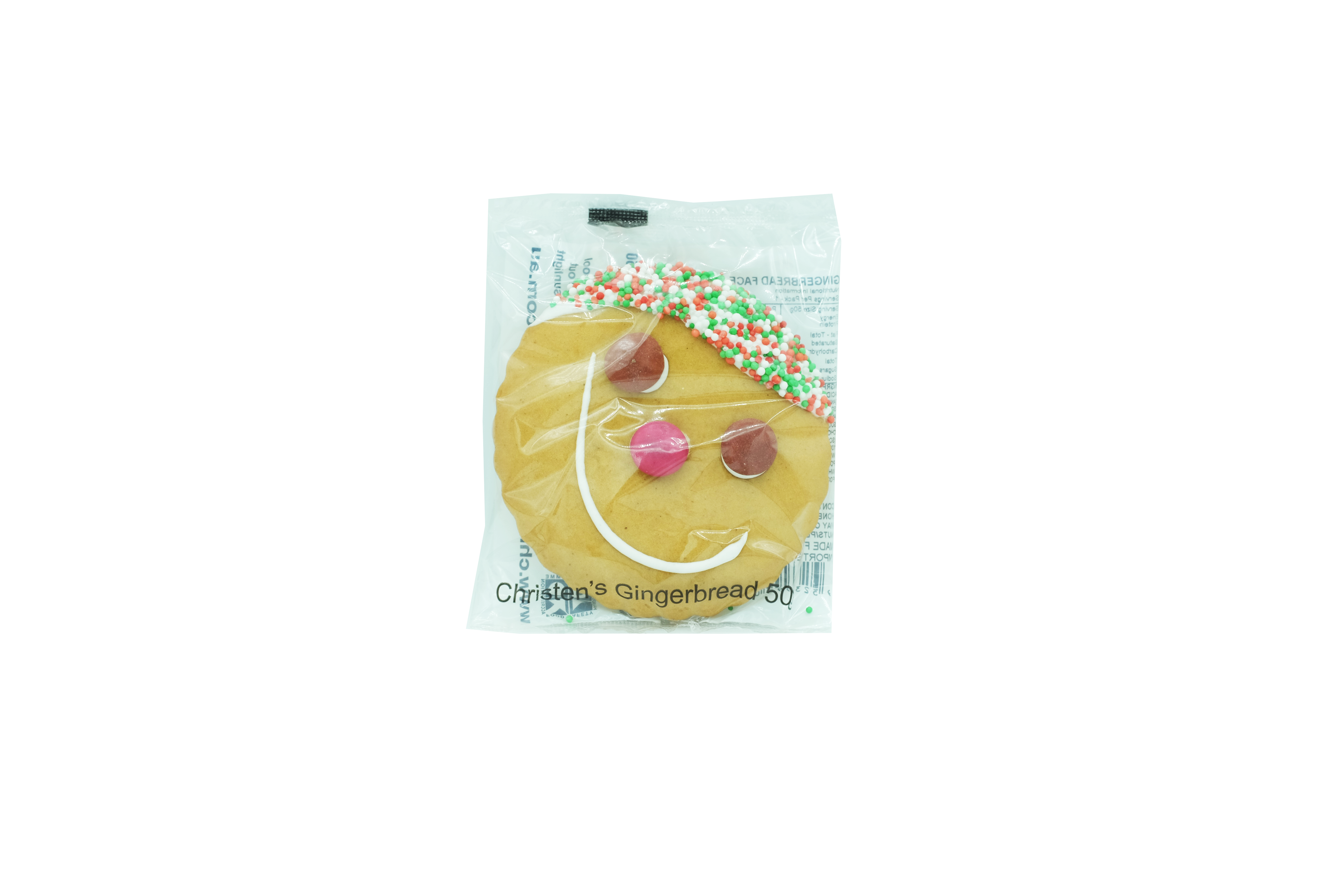 Product Gingerbread Face01